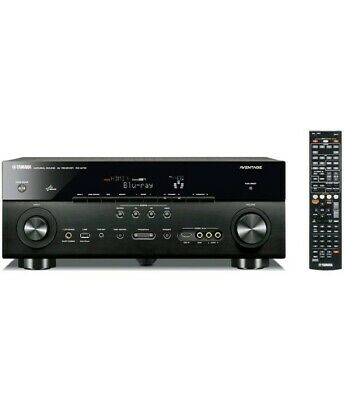 Yamaha AVENTAGE RX-A710 Networking 7.1 Channel Home Theater Receiver Bundle