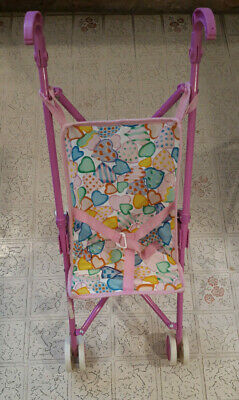 Doll's Pushchair /buggy/ stroller Fold Up