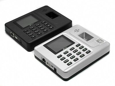 Realand A-F261 Compact size Color Screen Fingerprint Time Attendance Finger RFID