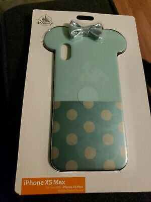 Disney Parks Loungefly FROZEN  Arendelle Aqua iPhone XS MAX Phone Case