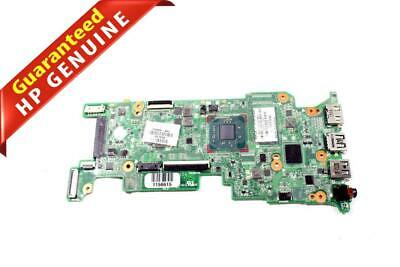 New HP Stream 11-d011wm Laptop Motherboard SR1YJ Intel Celeron N2840 792897-001