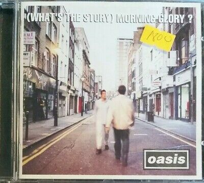 Oasis, what's the story morning glory ?