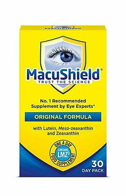**Macushield Macushield Capsules Original Formula 30 Day Pack