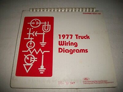 1968 FORD PICKUP and Truck Wiring Diagram F100 F250 F350 ... F Wiring Diagram on