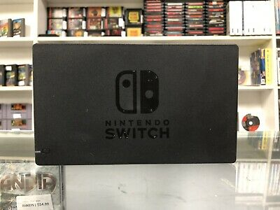 Nintendo Switch Charging Dock ONLY (HAC-007) - Authentic, Official, OEM