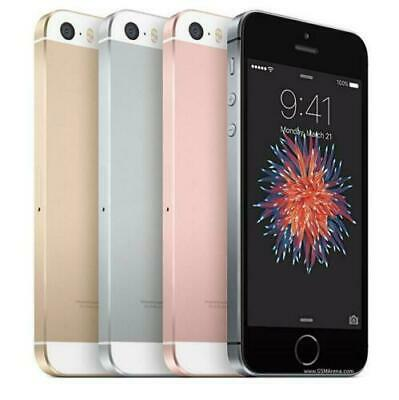 Apple iPhone SE 64GB GSM Unlocked Worldwide T-Mobile AT&T Smartphone