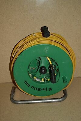 In-Situ Pressure Transducer With Cable Reel Stero-Star