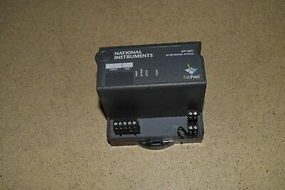National Instruments FP-1001 RS-485 Red Interfaz (K57)