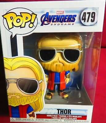 "New Pop Marvel From ""Avengers Endgame"", Thor, #479,  In Stock"