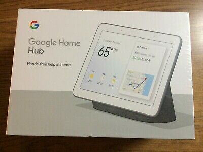 Google Home Hub with Google Assistant black (GA00516-US)