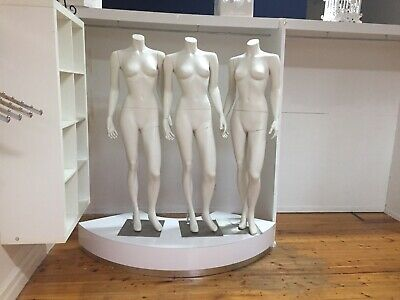 Manniquins And Display Box Shop Fittings