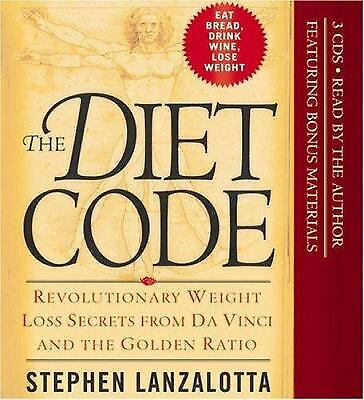 The Diet Code: Revolutionary Weight Loss Secrets from Da Vinci and the Golden...
