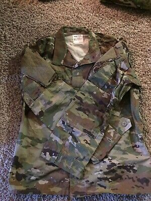 NEW US Military Army Issue Combat Top Jacket Sz Medium Regular