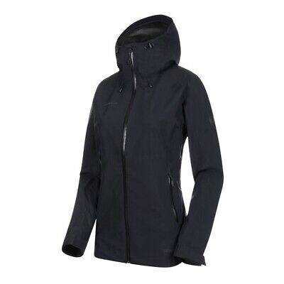 Mammut Convey Tour HS Hooded W Black 1010260220001/ Ropa Montaña Mujer