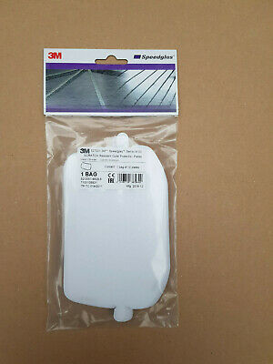 3M Speedglas 527001 Scratch Resistant+ 9100 Outside Protection Plates Pack Of 10