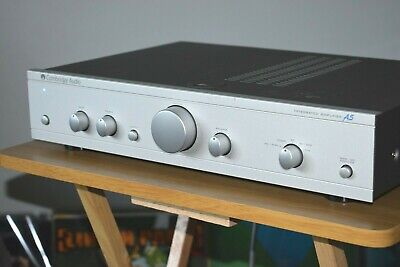 Cambridge Audio A5 Version 2 Stereo Integrated Amplifier Hi-Fi Separate PRE-OUT
