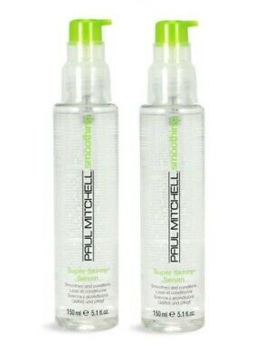 2 PACK Paul Mitchell Smoothing Super Skinny Serum 5.1 oz. BRAND NEW