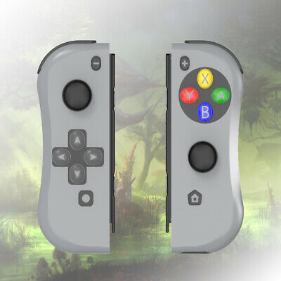 Joy-Con Game Controllers Gamepad Joypad for Nintendo Switch Console Gray