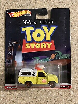 2019 Hot Wheels Premium Disney Toy Story Pizza Planet Truck