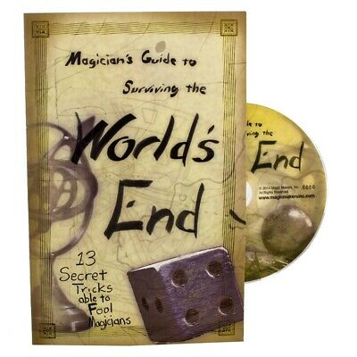 Magician's Guide to Surviving the World's End Trick Kit with DVD