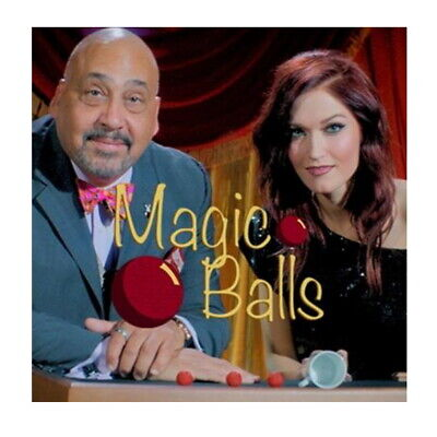 Magic Balls Trick DVD George Bradley