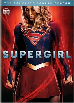 Supergirl: The Complete Fourth Season [New DVD] Boxed Set, Slipsleeve Packagin