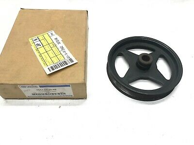 GENUINE FORD Power Steering Pump Pulley F6AZ3A733AA Crown Victoria F150 4.2 4.6L