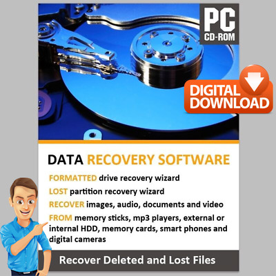 Data Recovery Software – Recover Lost All Windows Files  -EaseUS 2019 - Lifetime