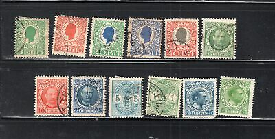 Denmark Europe  Stamps Danish West Indies  Used & Mint Hinged  Lot 617