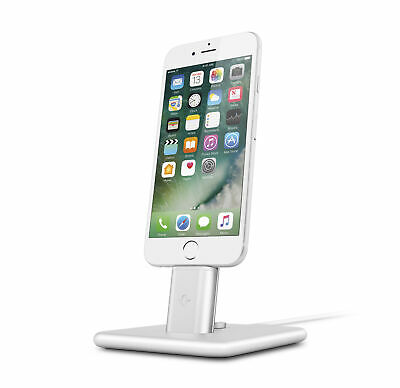 NEW! Twelve South 12-1626 HiRise 2 Deluxe for iPhone/iPad - Silver