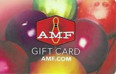 $100 AMF Gift Card - Email Delivery