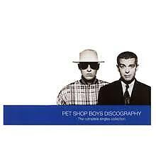 Pet Shop Boys - Discography - Greatest Hits Cd
