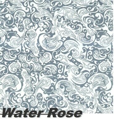 0.5x2m Water Transfer Printing Film Hydrographic flower Rose plant US fast ship