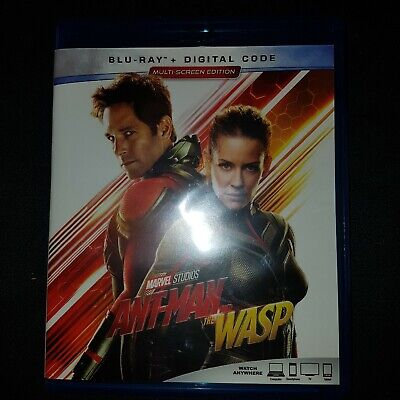 Marvel's  Ant-Man and the Wasp - Blu-ray