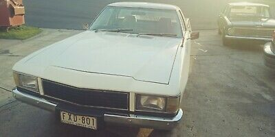 Holden 1982 Wb Ute, 6 Cyl. 3 Spd Very Good Original Cond. 8 Mths Vic Rego & Rwc