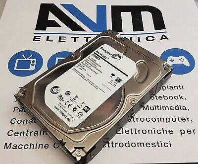 "Hard Disk 3,5"" Seagate Barracuda 2TB ST2000DM001 2000GB SATA3 6Gb/s 7200rpm"