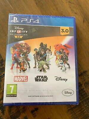 disney infinity 3.0 ps4 game, Unopened and Still Sealed