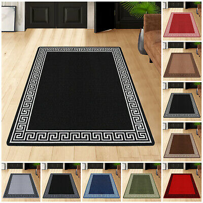 Small Extra Large Non Slip Gel Back Rug Door Mat Hallway Runner For Living Room