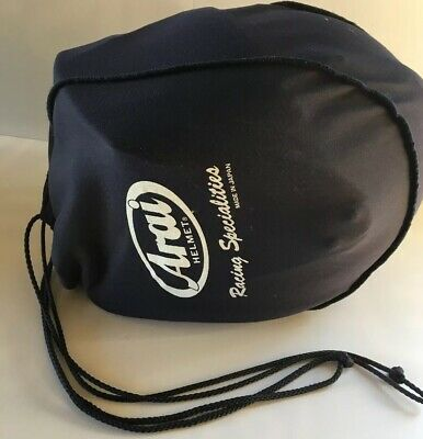 Genuine Arai Motorcycle Helmet Bag