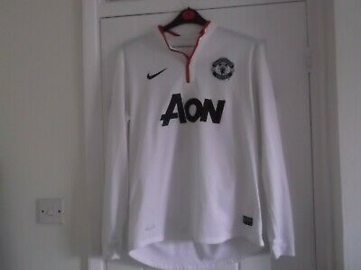 Manchester United Away Shirt 44 Ins Nike Make (V.persie)
