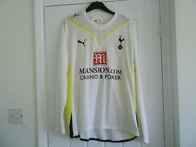 Tottenham Hotspur Home Football Shirt 46 Ins Puma Make