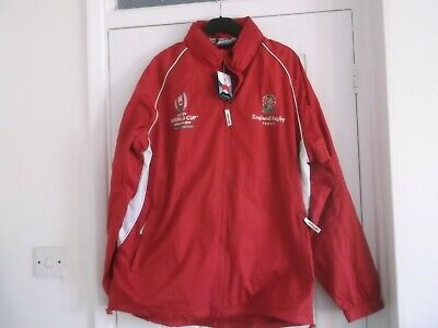 England Rugby Union 2019 World Cup Jacket Xl Size World Cup Japan Make Bnwt
