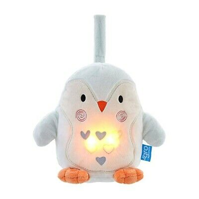 Percy the Penguin Grofriend - Baby Light and Sound Sleep Aid by The Gro Company