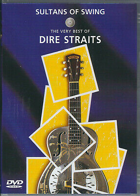 DIRE STRAITS Sultans of Swing DVD (2004) R0 (ALL) / PAL