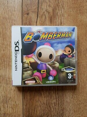 Bomberman (Nintendo DS) - Game  WIVG The Cheap Fast Free Post