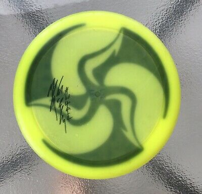 Discmania C-LINE PD2 - EAGLE MCMAHON In The Bag Disc! Signed. 175g 8/10. Huklab