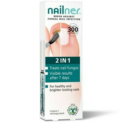 Nailner 2 In 1 Brush Against Fungal Nail Infection - 5ml