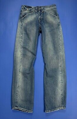 Levis engineered 131 3153 jeans usato uomo W29 L34 tg 43 relaxed boyfriend T5099