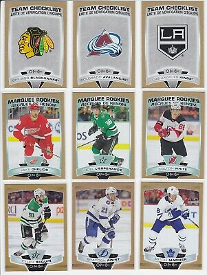 2019-20 OPC Gold Glossy Parallels U PICK O-Pee-Chee 2019/20 Free Combined Ship