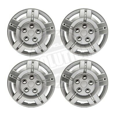 """16"""" To Fit Fiat Ducato Wheel Trims Deep Dish Hub Caps Domed Commercial"""
